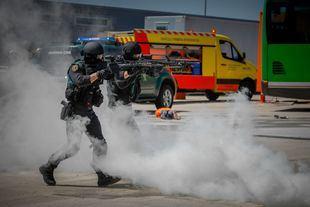 Madrid es la primera región con un Plan de Protección Civil ante atentados terroristas