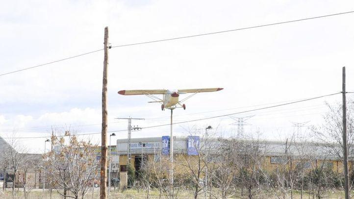 Una supuesta avería en el motor habría obligado a realizar el aterrizaje de emergencia