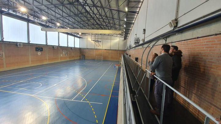 Reabre el polideportivo Ciudad de los Poetas de Moncloa-Aravaca