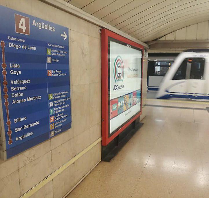 El cierre de la Línea 4 hace pedir disculpas a Garrido y Aguado y requiere de refuerzos