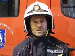 Dos heridos en la explosión de un piso en Fuenlabrada por acumulación de gas