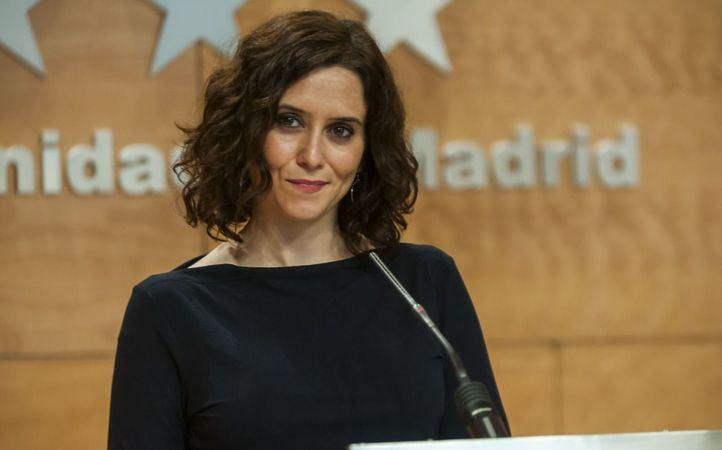 Tensión entre Ayuso y Rita Maestre por la Supercopa en Arabia