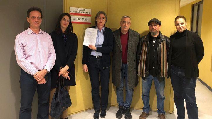 Más Madrid pide medidas cautelarísimas a la llegada de la basura del Este a Vallecas