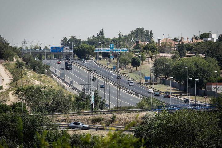 Los alcaldes de los municipios afectados por las obras de la M-607 reclaman información a Fomento