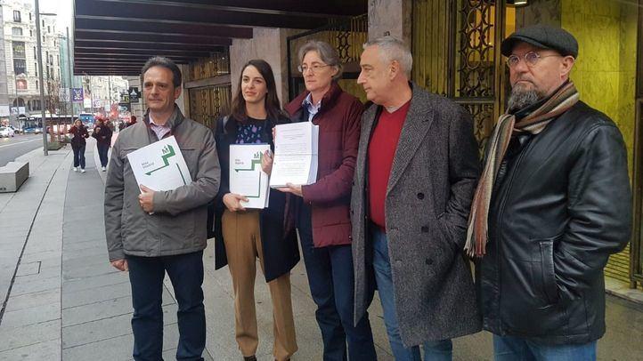 Denegadas las cautelarísimas pedidas por Más Madrid