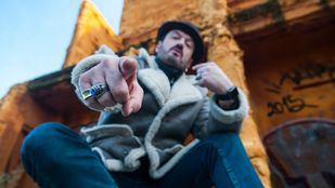 Álex O'Dogherty: 'Lo que me gusta es hacer el imbécil sobre el escenario'