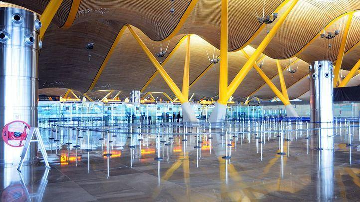 Aeropuerto Adolfo Suarez Madrid-Barajas