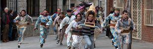 La ancestral 'Fiesta de la Vaquilla' regresa a Fresnedillas