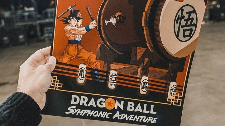 El cantante de Dragon Ball, hospitalizado tras caer del escenario en el WiZink Center