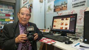 Joaquín Franco, fotógrafo.