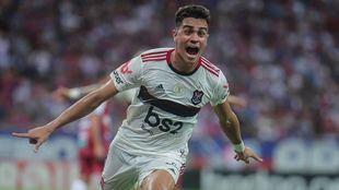 El centrocampista brasileño Reinier Jesus, nuevo fichaje del Real Madrid.