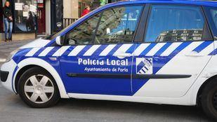 Coche de la policía local de Parla