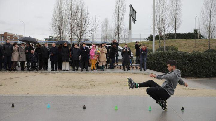 Madrid recordará al 'héroe del monopatín' con 'skatepark' en su nombre en Madrid Río