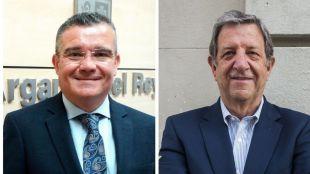 Guillermo Hita y Luis Partida