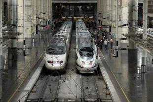 Cuatro destinos de AVE a menos de dos horas de Madrid