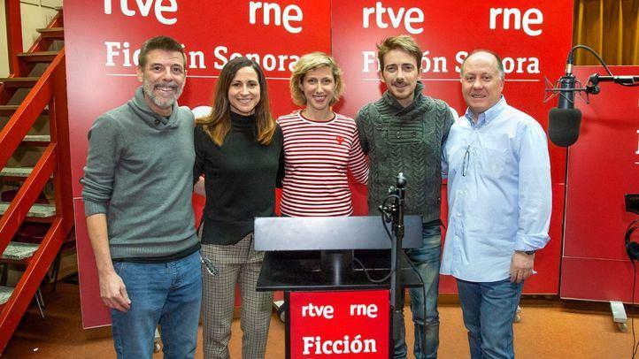Radioficción_Reformatorio_Foto RTVE Raúl Tejedor