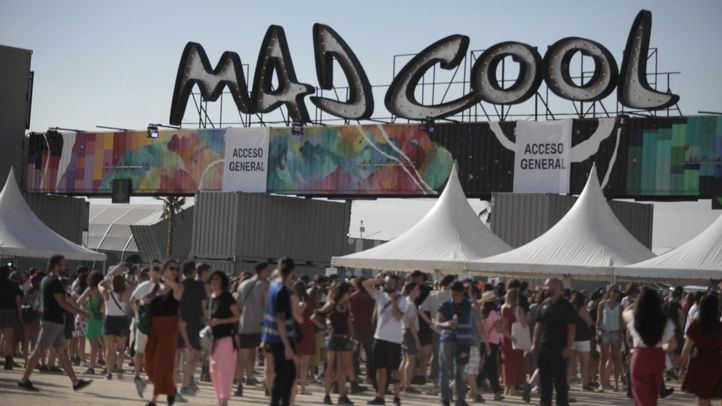 Mad Cool Festival, nominado al Mejor Festival del Mundo en los NME Awards 2020