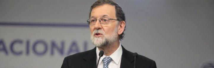 Mariano Rajoy anuncia que deja la presidencia del PP