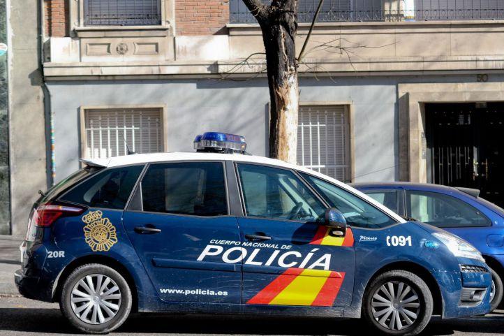 La Policía Nacional detuvo al estafador el pasado lunes.