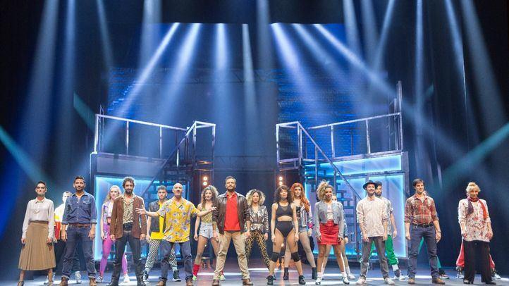 Flashdance: un musical de película