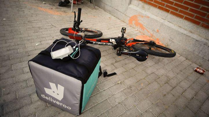 El TSJM determina que los 'riders' de Deliveroo son falsos autónomos
