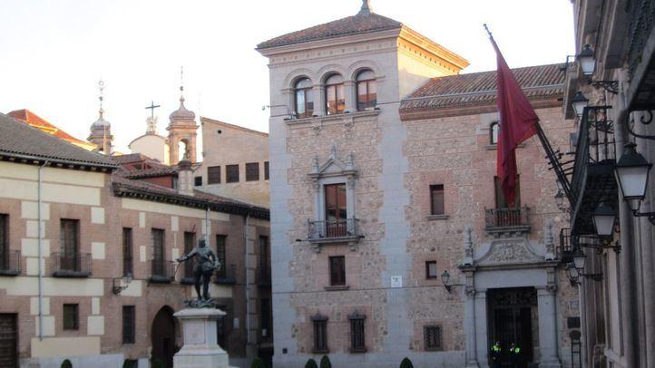 Imagen de archivo de la Casa de Cisneros.