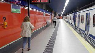 Circulación normalizada en la línea 9 de Metro