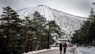 Estación de esquí de Navacerrada.