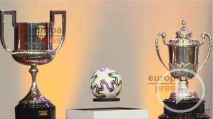 Real Madrid y Leganés viajarán a la Romareda y al Camp Nou por la Copa