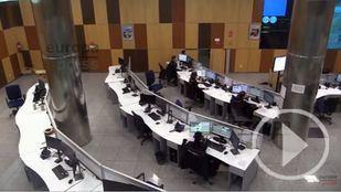 El 091 atendió el año pasado en Madrid más de un millón de llamadas