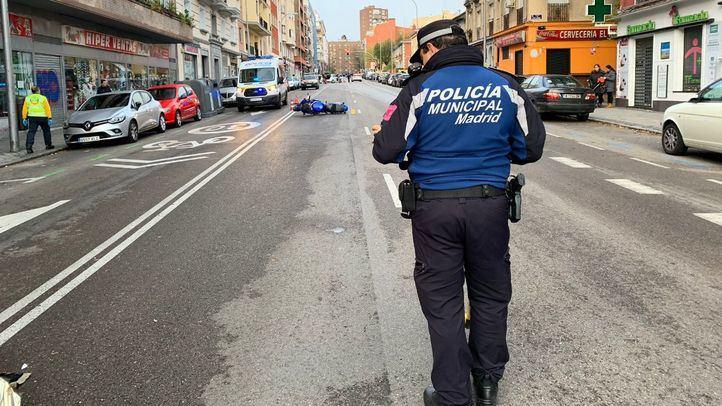 Agente de la Policía Municipal