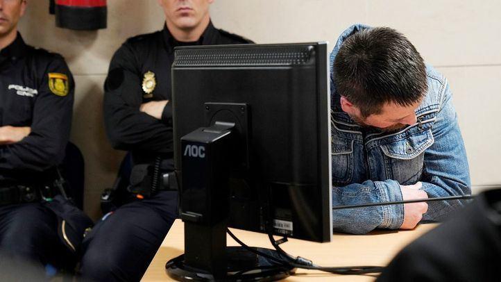 El acusado por asesinato de Diana Quer, José Enrique Abuín Gey, alias `el Chicle´ durante la sesión final del juicio, en Santiago de Compostela/Galicia (España), a 22 de noviembre de 2019
