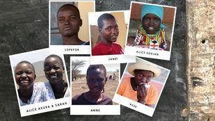 El futuro de siete chicas en la subida de dos madrileños al Kilimanjaro