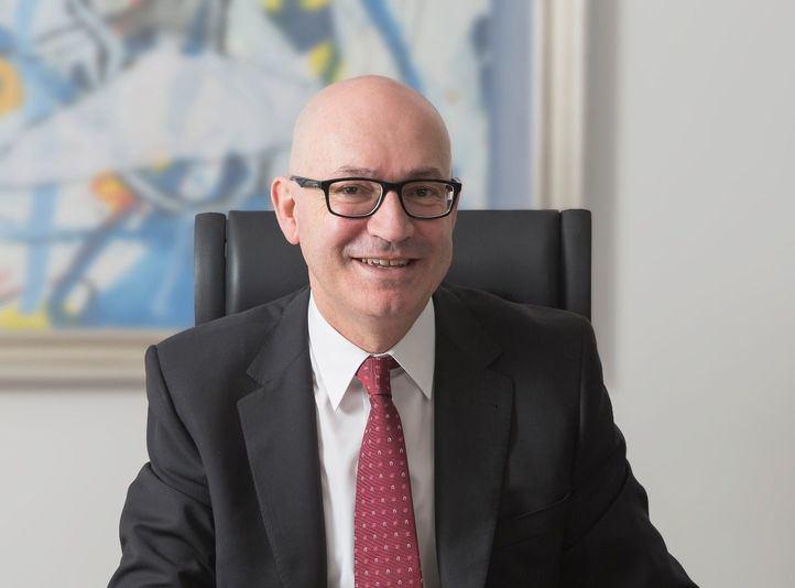 Jesús Nuño de la Rosa, expresidente de El Corte Inglés