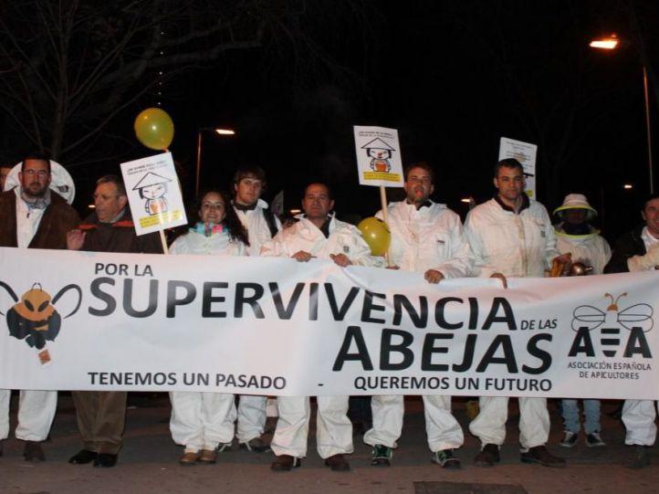 La manifestación tendrá lugar el 31 de enero en Madrid.