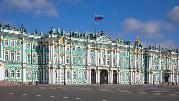El Hermitage es una de las mayores pinacotecas y museos de antigüedades del mundo.
