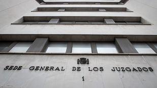 Un detenido se fuga de los Juzgados de Plaza Castilla