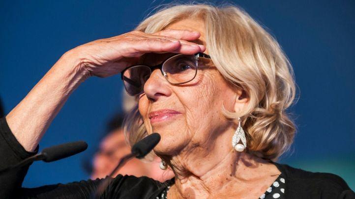 El TSJM tumba la subida salarial a los funcionarios municipales de Manuela Carmena