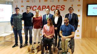 Capaces de todo: deportistas paralímpicos saltan al cine