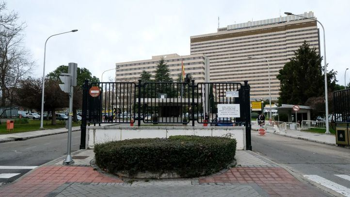El Hospital Gómez Ulla, destino para la cuarentena de los 20 españoles repatriados desde Wuhan