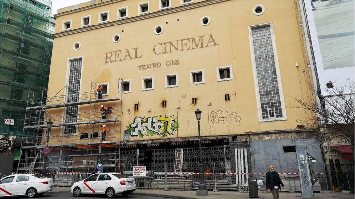 Final definitivo del Real Cinema