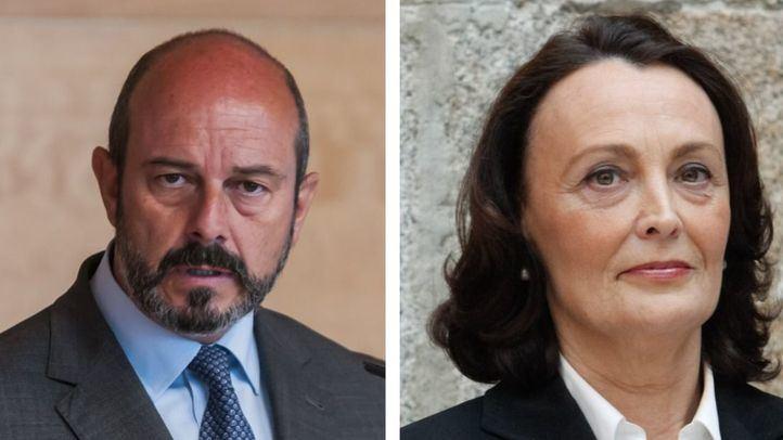 Pedro Rollán y Yolanda Ibarrola renuncian a su acta de diputados