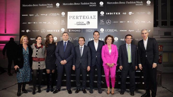 Madrid reconocerá con una placa a Pertegaz