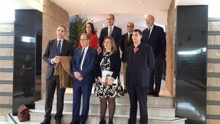 Anaya galardona a José Antonio Poveda (ECM) con el premio de Valores Educativos en el Deporte