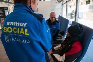 Inauguración de las nuevas instalaciones del centro para personas sin hogar La Rosa