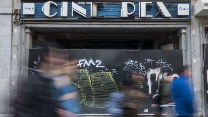 La silenciosa desaparición de los cines de Madrid