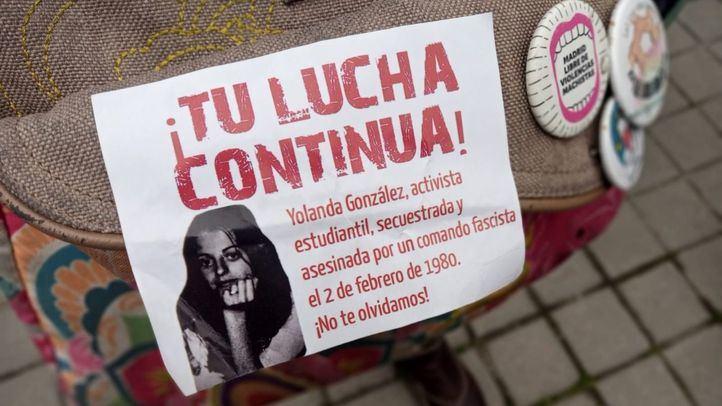 Familiares y amigos recuerdan a Yolanda González 40 años después de su asesinato