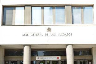 'Las obras de los Juzgados de Plaza de Castilla no van a lucir, falta espacio'