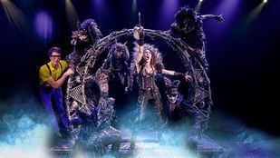 La magia vuelve a inundar el Teatro Circo Price