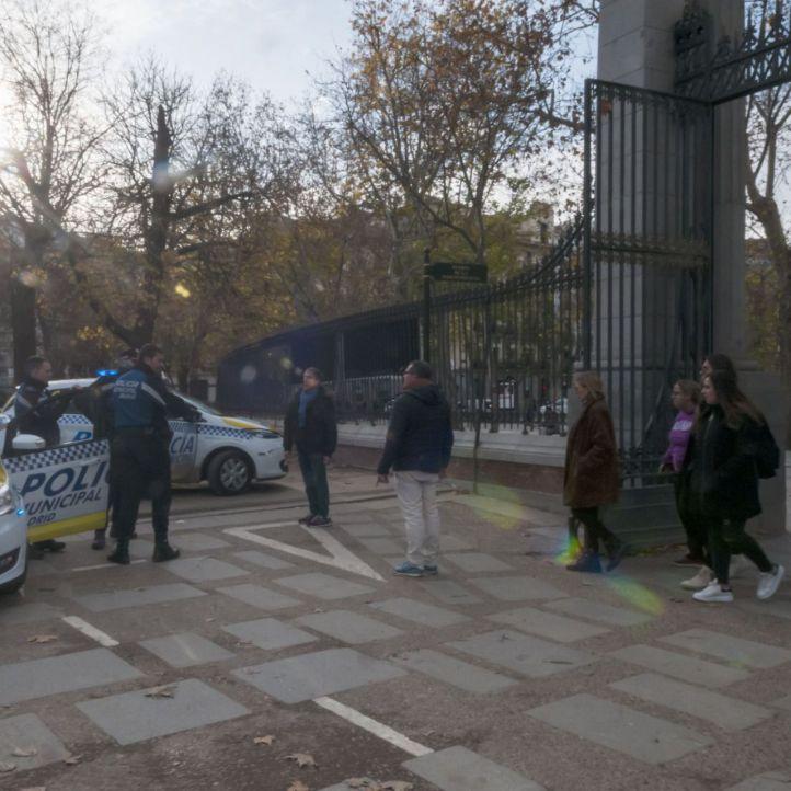 Regresan las rachas de viento: en alerta los parques madrileños
